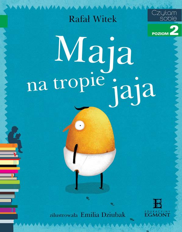 okladka_Maja_na_tropie_jaja