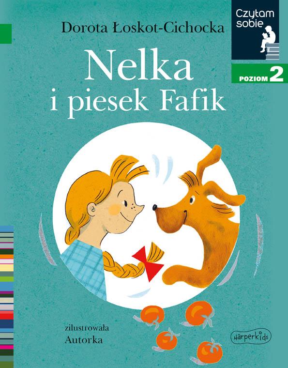okladka_Nelka_i_piesek_Fafik