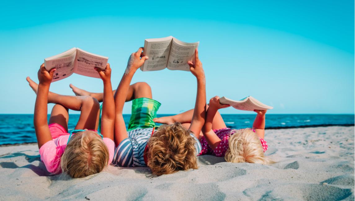 jak-zachecic-dzieci-do-czytania-latem