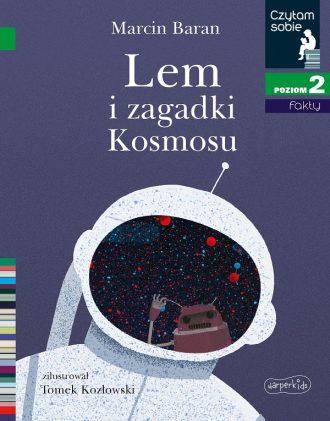 Lem_iZagadkiKosmosu_okladka_www